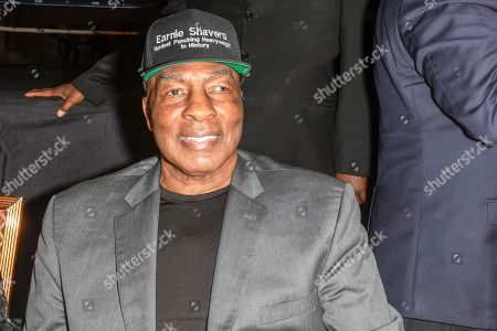 Stock Image of Ernie Shavers