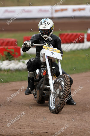 Editorial picture of DirtQuake, Motorcycle Racing, Arena Essex, Thurrock, Essex, United Kingdom - 18 Aug 2018