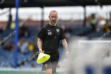 Editorial picture of Portsmouth v Oxford United, EFL Sky Bet League 1 - 18 Aug 2018