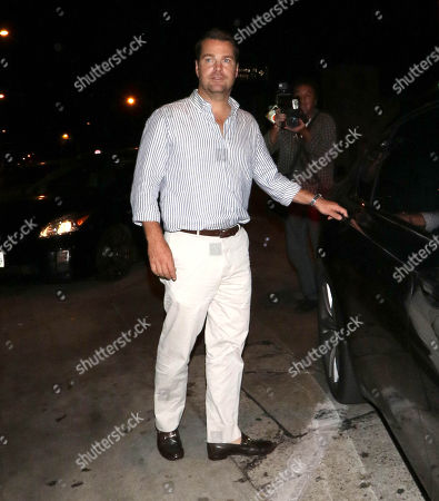 Editorial image of Celebrities at Craig's Restaurant, Los Angeles, USA - 17 Aug 2018