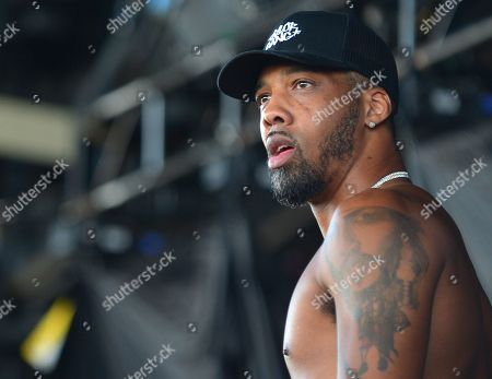 Stock Photo of Chevy Woods