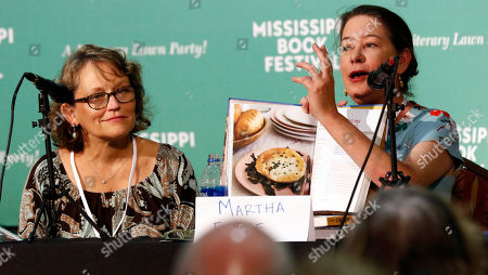 Editorial image of Mississippi Book Festival, Jackson, USA - 18 Aug 2018