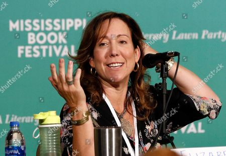 Editorial photo of Mississippi Book Festival, Jackson, USA - 18 Aug 2018