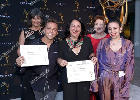 Editorial image of 2018 Costume Design & Supervision Nominee Reception, Los Angeles, USA - 18 Aug 2018