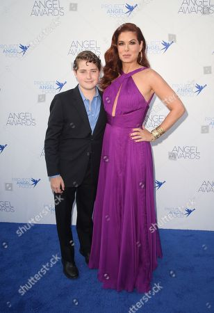 Debra Messing, Roman Walker Zelman