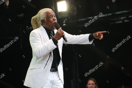 Stock Picture of Billy Ocean