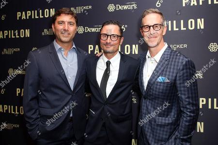 David Koplin, Michael Noer and Joey McFarland