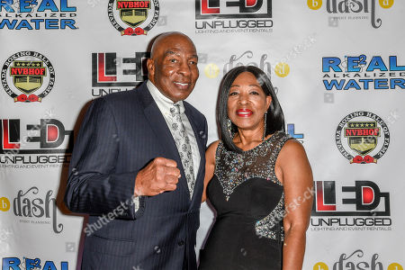 Stock Image of Earnie Shavers