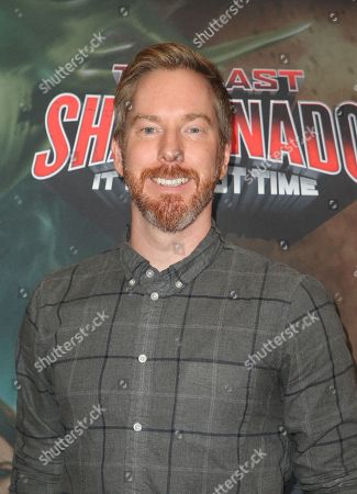 Editorial photo of 'The Last Sharknado: It's About Time' film premiere, Los Angeles, USA - 19 Aug 2018