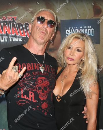 Stock Picture of Dee Snider