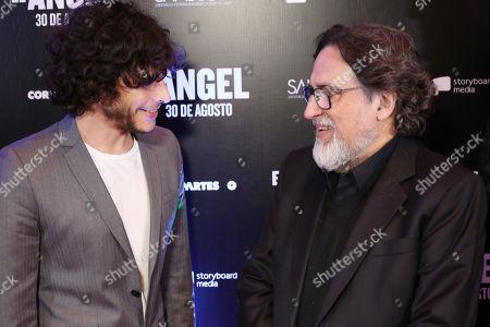 Editorial photo of 14th International Film Festival of Santiago, Chile - 19 Aug 2018