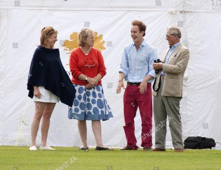 Tom Inskip and Prince Charles