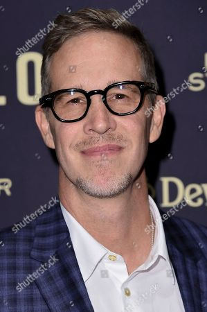 """Joey McFarland attends a special screening of """"Papillon"""" at the London Hotel, in West Hollywood, Calif"""