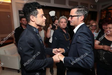 Rami Malek and Director Michael Noer