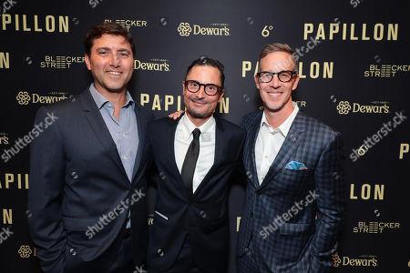 Producer David Koplan, Director Michael Noer and Producer Joey McFarland