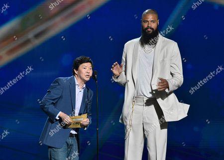 Editorial picture of 2018 NBA Awards - Show, Santa Monica, USA - 25 Jun 2018