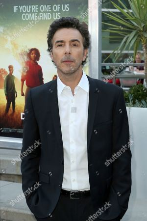 "Shawn Levy arrives at the LA Premiere of ""The Darkest Minds"" at the Arclight Hollywood, in Los Angeles"