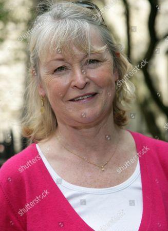 Stock Photo of Sue Cook