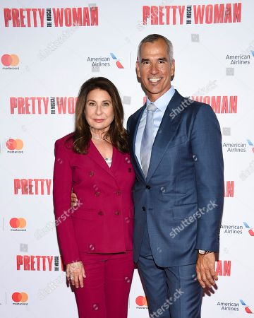 """Editorial picture of """"Pretty Woman: The Musical"""" Garry Marshall Tribute Performance, New York, USA - 2 Aug 2018"""