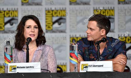 "Editorial image of 2018 Comic-Con - ""Castle Rock"" Panel, San Diego, USA - 20 Jul 2018"