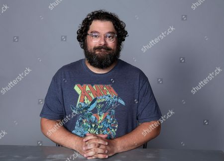 """Bobby Moynihan poses for a portrait to promote the television series """"DuckTales"""" on day two of Comic-Con International, in San Diego"""