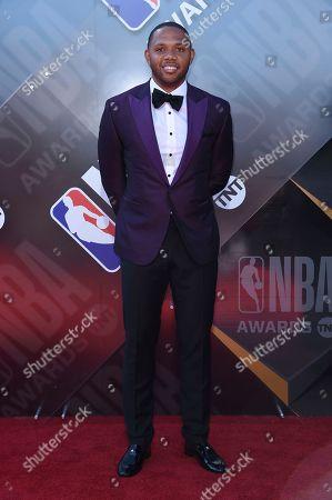 Editorial photo of 2018 NBA Awards - Arrivals, Santa Monica, USA - 25 Jun 2018