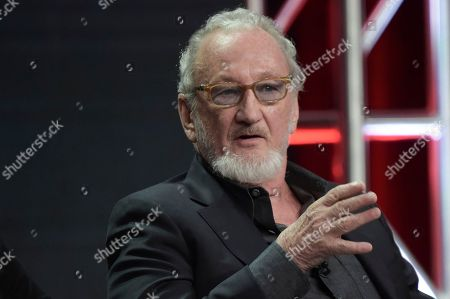 """Robert Englund participates in the """"Eli Roth's History of Horror """" during the TCA Summer Press Tour, in Beverly Hills, Calif"""