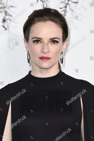 Danielle Panabaker attends Hallmark's Evening Gala during the TCA Summer Press Tour, in Beverly Hills, Calif