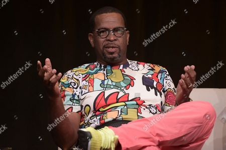 "Luther Campbell participates in the ""America to Me/ Warriors of Liberty City"" panel during the TCA Summer Press Tour, in Beverly Hills, Calif"