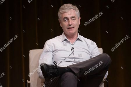 "Steve James participates in the ""America to Me/ Warriors of Liberty City"" panel during the TCA Summer Press Tour, in Beverly Hills, Calif"