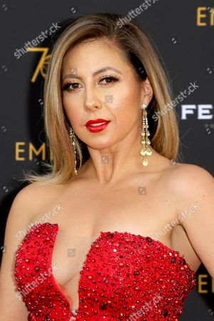 Editorial picture of 70th Los Angeles Area Emmy Awards - Arrivals, North Hollywood, USA - 28 Jul 2018