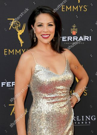 Editorial photo of 70th Los Angeles Area Emmy Awards - Arrivals, North Hollywood, USA - 28 Jul 2018