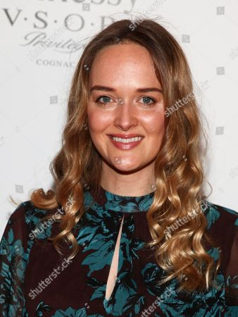 """Jess Weixler attends the BAMcinemaFest opening night premiere of """"Sorry To Bother You"""" at the BAM Harvey Theater, in New York"""