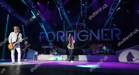 Editorial picture of Foreigner in Concert - , Boston, USA - 20 Jun 2018