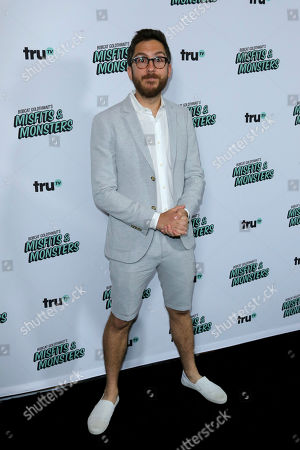"""Editorial picture of LA Premiere of """"Bobcat Goldthwait's Misfits and Monsters"""", Los Angeles, USA - 11 Jul 2018"""