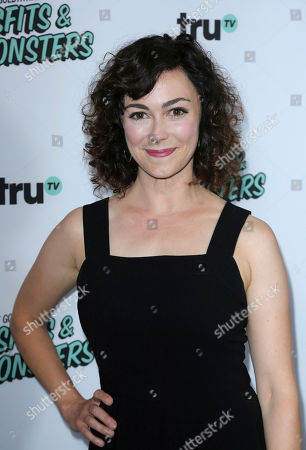 """Editorial photo of LA Premiere of """"Bobcat Goldthwait's Misfits and Monsters"""", Los Angeles, USA - 11 Jul 2018"""