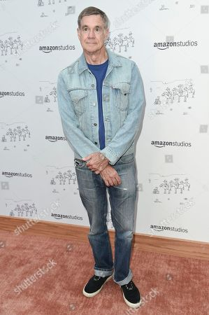 "Gus Van Sant attends the LA Premiere of ""Don't Worry, He Won't Get Far on Foot"" at ArcLight Hollywood, in Los Angeles"