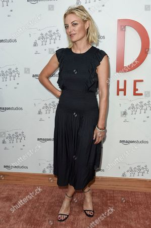 "Stock Picture of Lucy Walker attends the LA Premiere of ""Don't Worry, He Won't Get Far on Foot"" at ArcLight Hollywood, in Los Angeles"