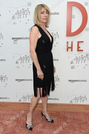 """Kim Gordon attends the LA Premiere of """"Don't Worry, He Won't Get Far on Foot"""" at ArcLight Hollywood, in Los Angeles"""