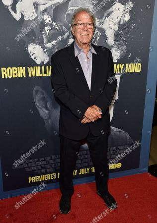 """David Steinberg arrives at the Los Angeles premiere of """"Robin Williams: Come Inside My Mind"""" at the TCL Chinese Theatre on"""