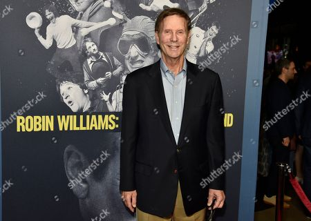 "Bob Einstein arrives at the Los Angeles premiere of ""Robin Williams: Come Inside My Mind"" at the TCL Chinese Theatre on"