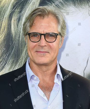 """Henry Czerny arrives at the Los Angeles premiere of """"Sharp Objects"""" at the Cinerama Dome on"""