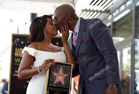 Editorial image of Niecy Nash Honored with a Star on the Hollywood Walk of Fame, Los Angeles, USA - 11 Jul 2018