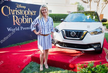 Editorial image of Nissan at Christopher Robin Premiere, Burbank, USA - 30 Jul 2018