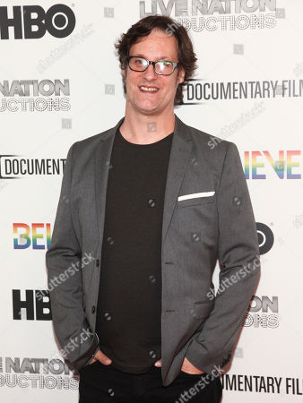 "Don Argott attends the premiere of HBO Documentary Films' ""Believer"" at Metrograph, in New York"