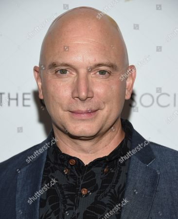 """Michael Cerveris attends a special screening of """"Ant-Man and the Wasp"""" at the Museum of Modern Art, in New York"""