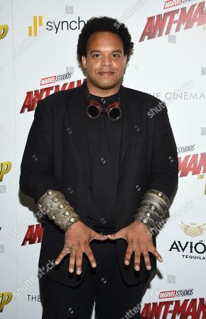 """Eric Lewis attends a special screening of """"Ant-Man and the Wasp"""" at the Museum of Modern Art, in New York"""