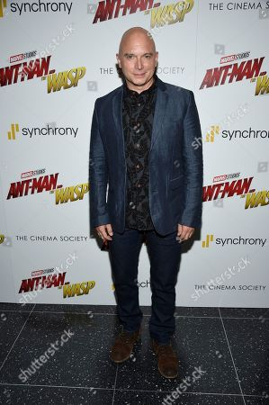 """Editorial image of NY Special Screening of """"Ant-Man and the Wasp"""", New York, USA - 27 Jun 2018"""