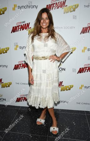 "Kelly Killoren Bensimon attends a special screening of ""Ant-Man and the Wasp"" at the Museum of Modern Art, in New York"