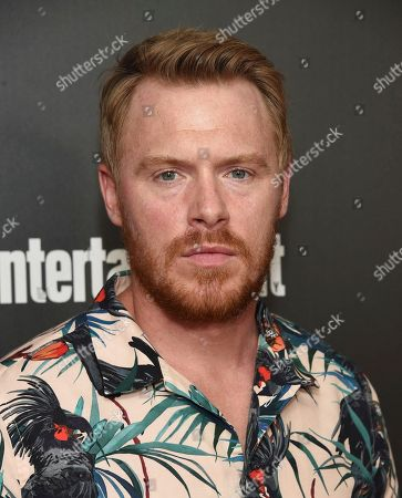 "Diego Klattenhoff attends a special screening of Columbia Pictures' ""Sicario: Day of the Soldado"" at Meredith, Inc., in New York"